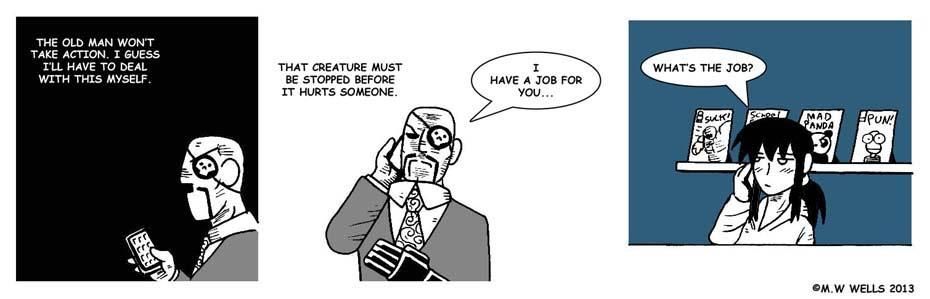 A job.